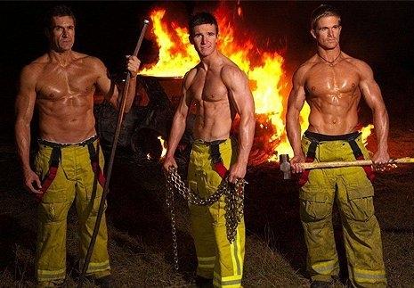 Фото пожарников стриптизеров фото 676-317