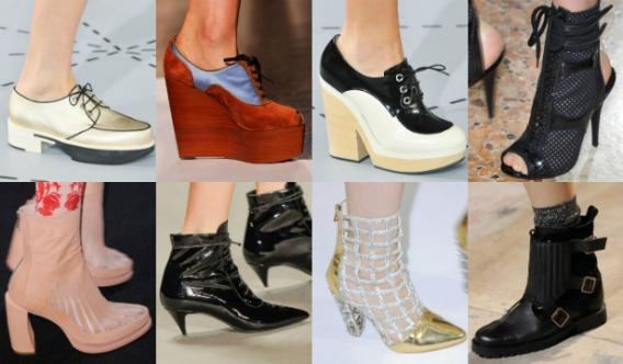 Обувь 2014 Весна