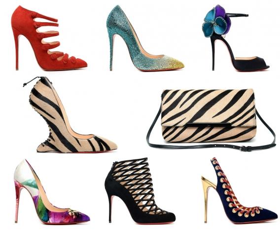 Новая коллекция обуви и клатчей alexander
