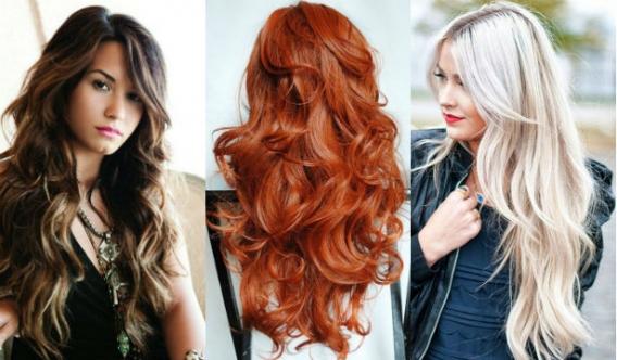 Интересные стрижки на длинные волосы