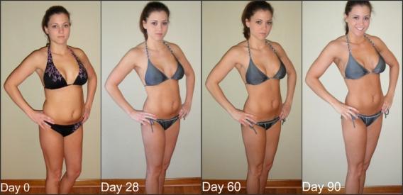 как похудеть фитнес упражнения