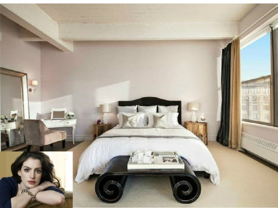 Спальня Энн Хэтэуэй