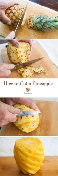 Как правильно резать ножом