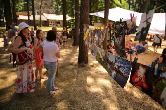 Выходные 13-14 июня на «Арт-Пикнике»: энергоэффективность, хендмейд, кино и йога