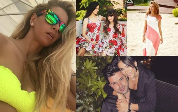 Чем занимались звезды на прошлой неделе: семейные фото Ани Лорак и роскошные наряды Виктории Бони
