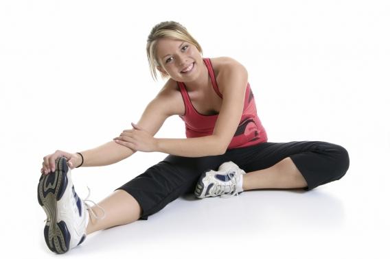 Тренируйся дома: зарядка для похудения