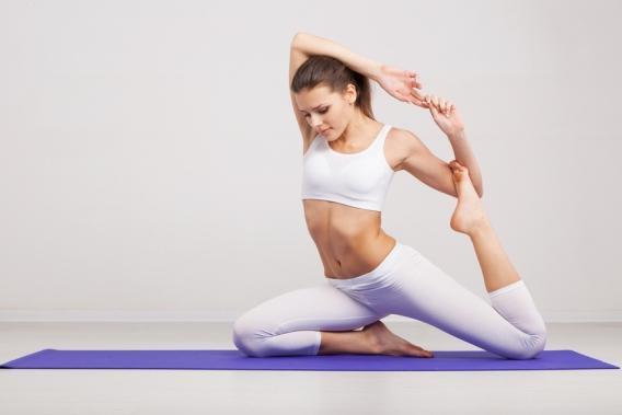 Все буде добре 17.06.2015: вечерняя йога для похудения