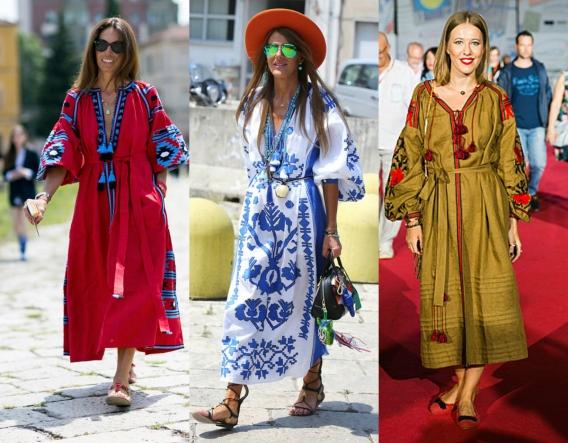 Вышиванка: где купить, с чем носить, стрит-стайл и звездная мода - фото №5