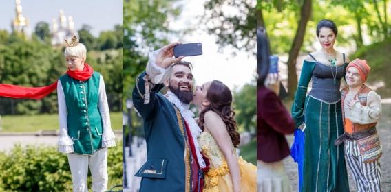 Как украинские звезды превратились в сказочных героев: ONUKA, The Hardkiss и другие