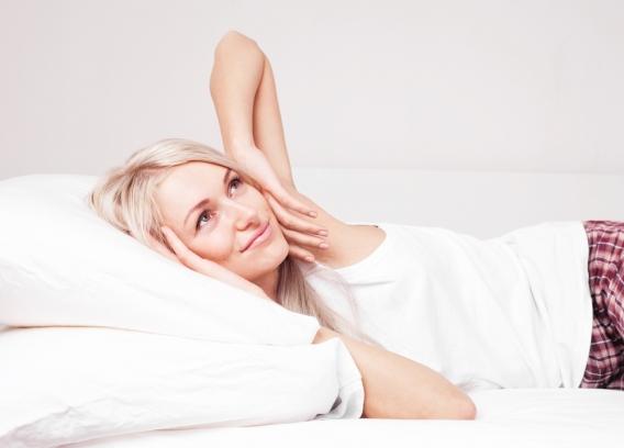 Как подкачать тело, не вставая с кровати