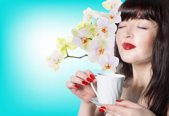 Как зеленый чай спасет от жары и перегрева