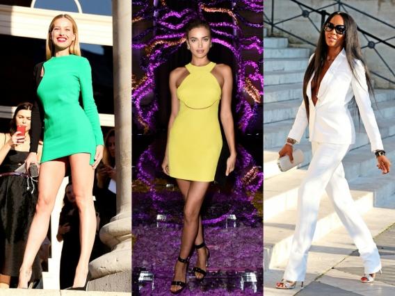 Голосуем! Самые стильные гости Недели высокой моды в Париже
