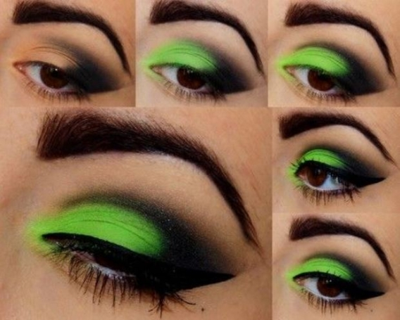 Как сделать чтобы глаза были большими с макияжем