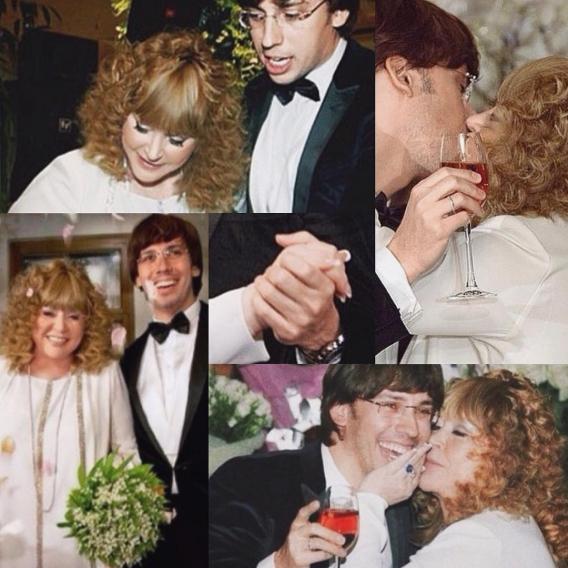 пугачева галкин свадьба фото