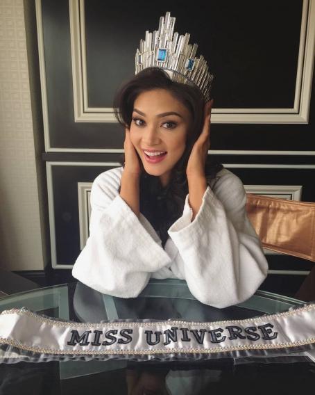мисс вселенная 2015 фото инстаграм