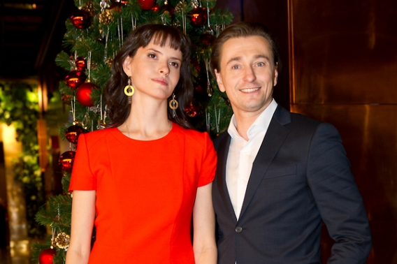 Сергей Безруков женился на Анне Матисон - 7Дней.ру