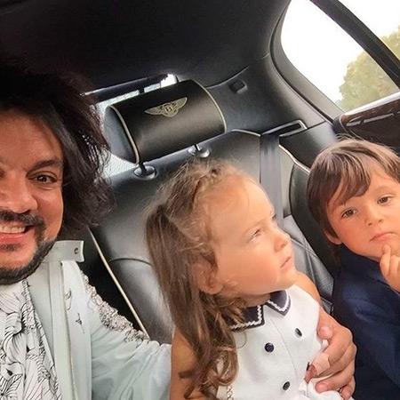 инстаграм киркоров и его дети