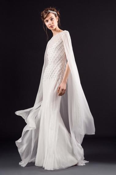 Свадебные платья 2016 необычные