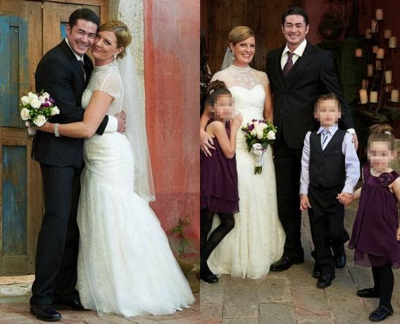 Женился из за ребенка фото