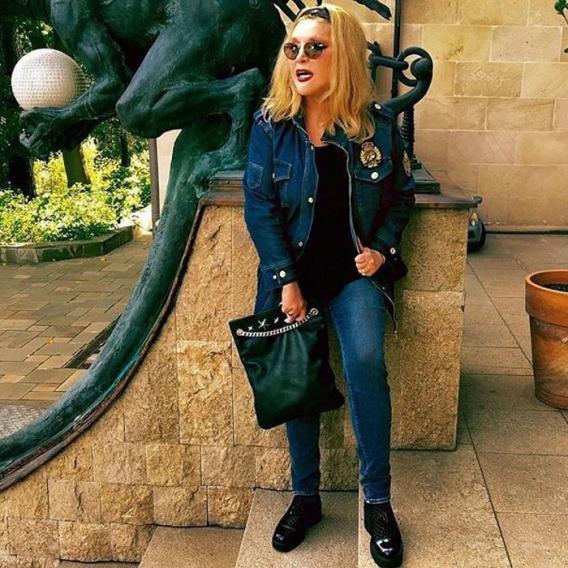 Кристина Орбакайте раскрыла секрет молодости в Инстаграм