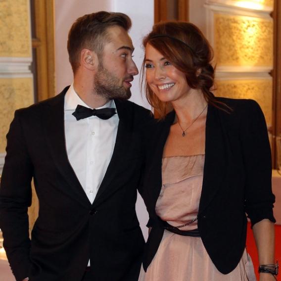 Елена Летучая показала свадебное фото и поздравила мужа с днем рождения