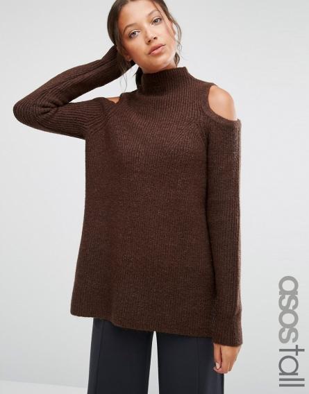 Вязаные женские свитера 2017 купить