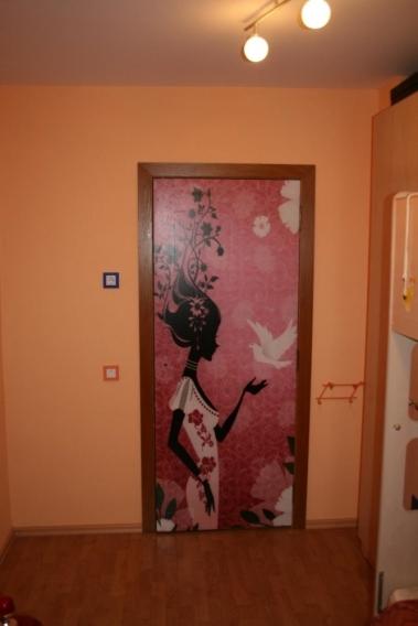 Как обновить дверь своими руками, реновируем старые