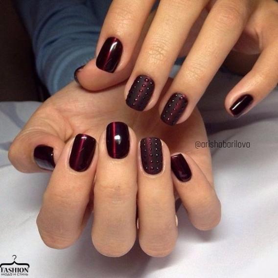 Черный 8