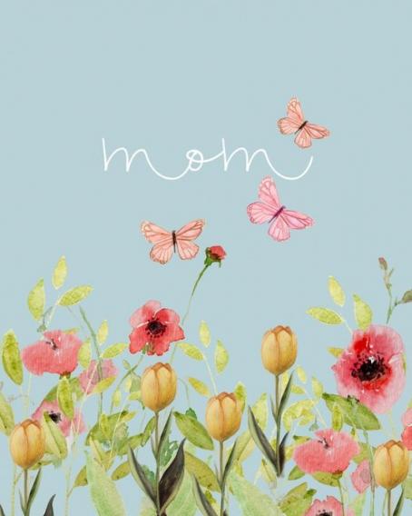 Стихи про маму красивые короткие с днем рождения