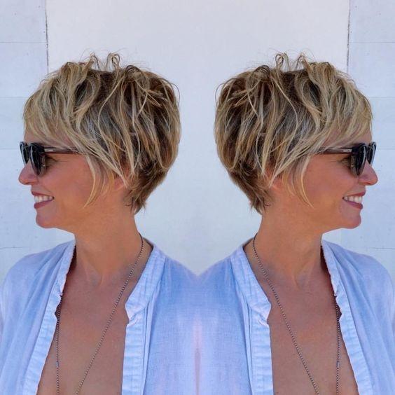 Стрижка каскад 2017 на короткие, средние и длинные волосы фото, Стрижка каскад фото 2017 челкой фото