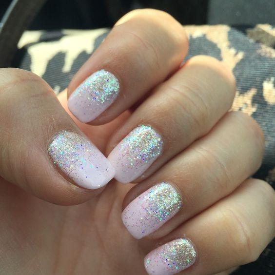 Красивые ногти накрасить в домашних условиях
