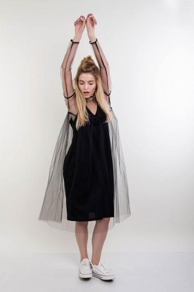 Купить двухслойные платья