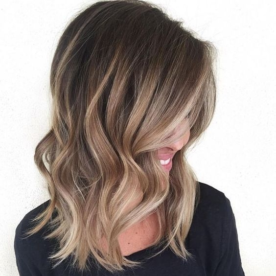 Модные окраски волос 2017