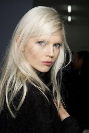 коричневый блонд фото