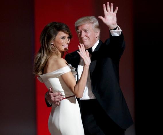 Трамп оставляет Белый дом из-за сына