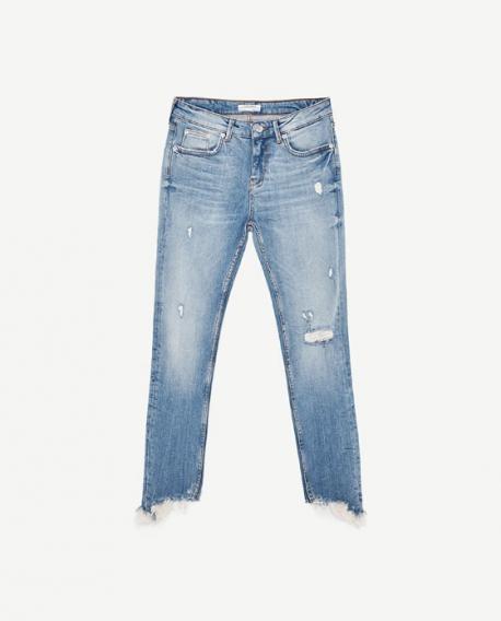 Популярные джинсы