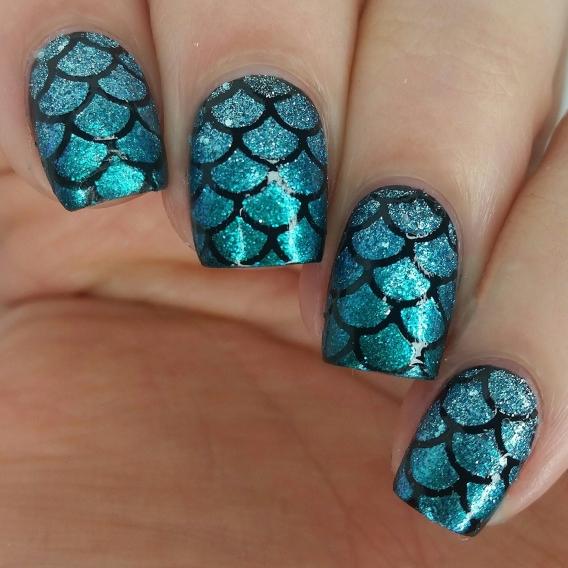 морские ногти фото