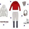 Модная Одежда Для Катка