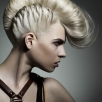 Mohawk Hairstyles For Girls With Long Hair.