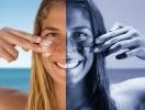 Как правильно наноситьсолнцезащитный крем для лица?