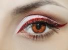 Выразительный взгляд: как нарисовать ровно стрелки и оформить брови. Как с помощью теней и туши сделать яркий макияж