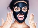 Черная маска для очистки пор