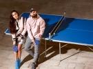 Рэп-исполнитель Матвей Мельников (он же Мот) и его жена Мария получили премию «Пара года» на церемонии журнала Glamour.