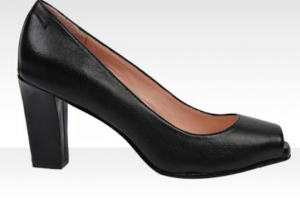 Как выглядит удобная обувь на каблуке