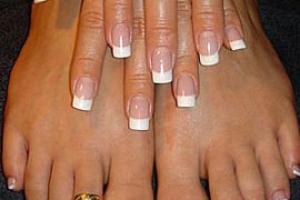 Как укрепить ломкие и сухие ногти