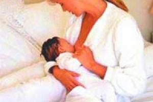 Несколько советов кормящим мамам