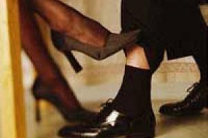 Гадание по мужским носкам