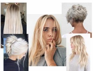 Советы как восстановить и спасти волосы после осветления