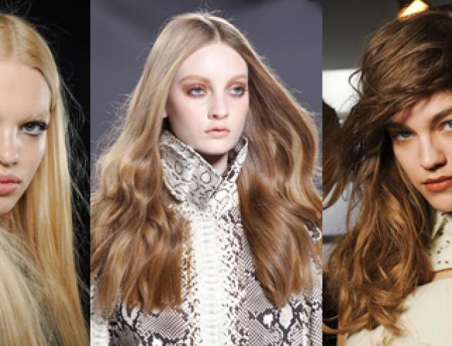Модный цвет волос этого сезона