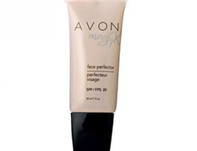 База под  макияж Avon Magic face perfector
